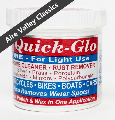 Quick-Glo Fine formula 8oz (220ml)