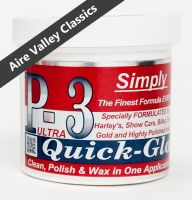 Quick-Glo P3 Ultra formula 8oz (220ml)