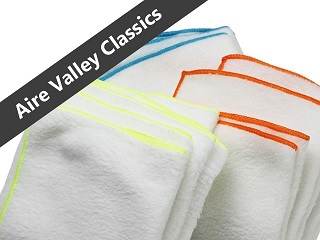 The Viking ultra soft microfibre application cloth
