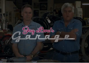 Quick-Glo features on an episode of 'Jay Lenos Garage'